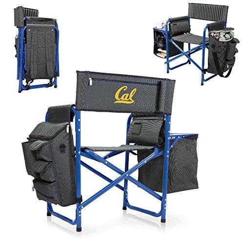en Bears Portable Fusion Chair (Ncaa Deluxe Folding Chair)