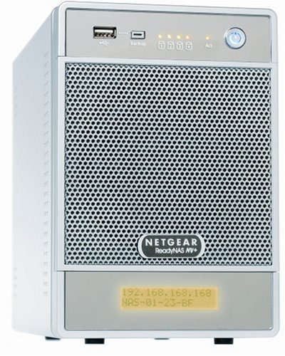 amazon com netgear readynas nv 4 bay 0tb diskless electronics rh amazon com Netgear ReadyNAS 424 Netgear ReadyNAS 2120