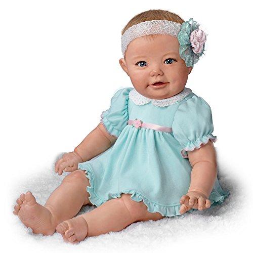 Emerie Baby Doll by Artist Ping Lau: Ashton Drake Cutest Baby Contest Winner by The Ashton-Drake Galleries