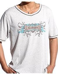 Men's Undershirts 1/2 Pack Printed Sleepwear