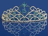 Quinceanera 15 Birthday Tiara Crystal Princess 3701F7