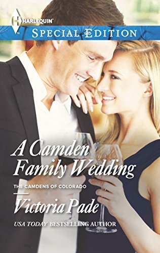 A Camden Family Wedding (Harlequin Special Edition)