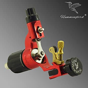 Amazon Com Hummingbird V2 Rotary Tattoo Machine With Swiss Motor