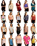 R1 Wholesale Lot 100 Pcs Women Mixed Apparel Clothing Tops Skirts Lingerie S M L