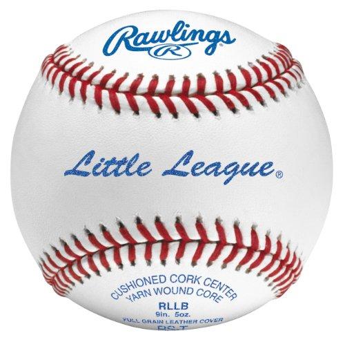 Rawlings Little League Tournament Grade Baseballs, 12 Count, ()