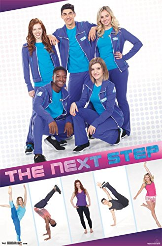 The Next Step - Group Poster