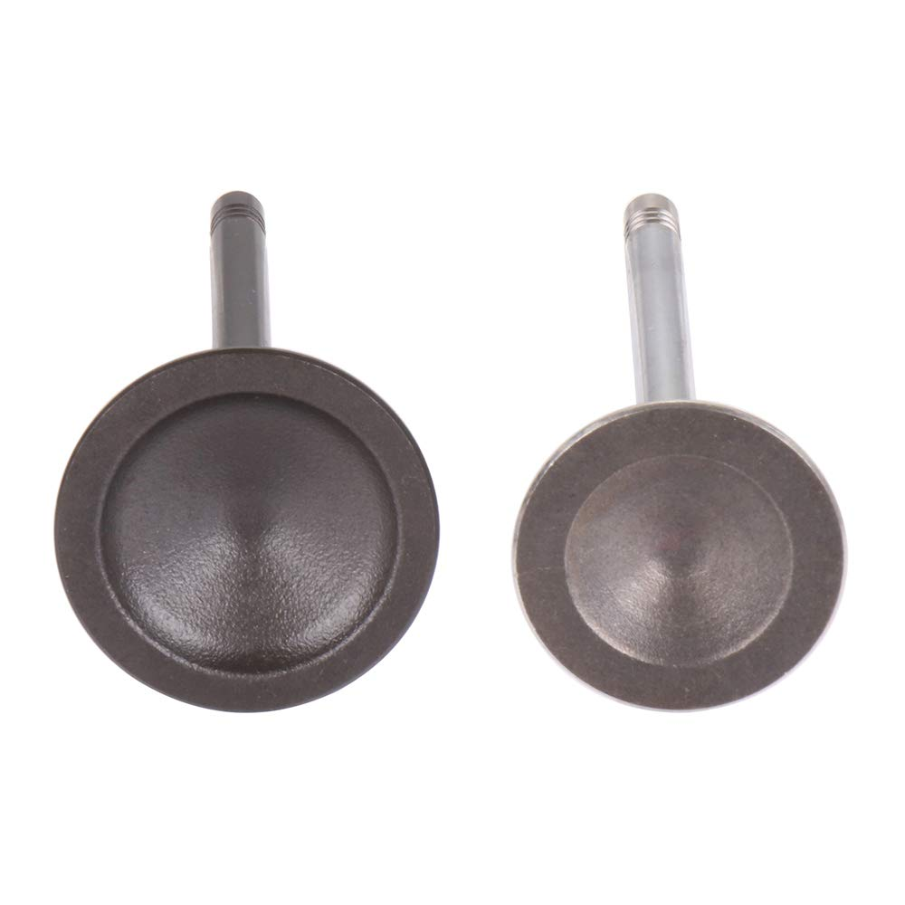 SCITOO Compatible with Intake Valve Exhaust Valves Set for 2000-2012 Chevrolet Pontiac Saturn 2.2L 2.4L DOHC 16V 02010S,01997 88