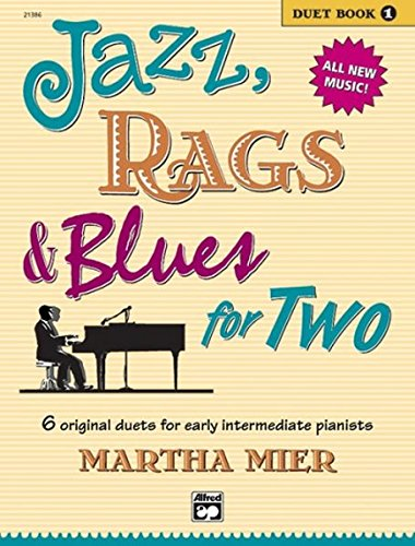 Alfred Blues Songbook (Jazz, Rags & Blues for Two, Bk 1)