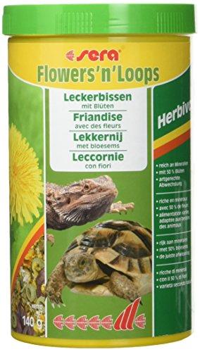 sera 1900 flowers'n'loops 4.9 oz 140g Pet Food, One - Loop N The
