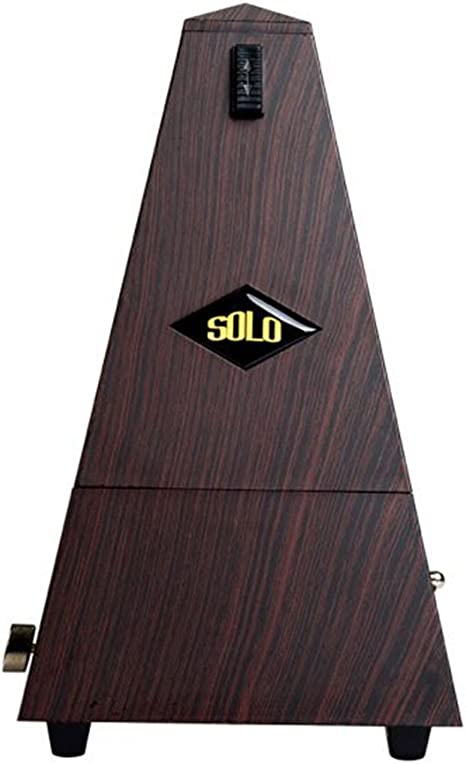 355-Carbon Steel New Style SOLO355 Mechanical Metronome