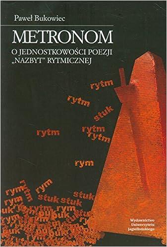 Metronom Amazones Pawel Bukowiec Libros En Idiomas