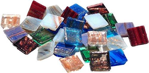 Mosaic Mercantile 5-Pound Glass Tile, Mini, ()