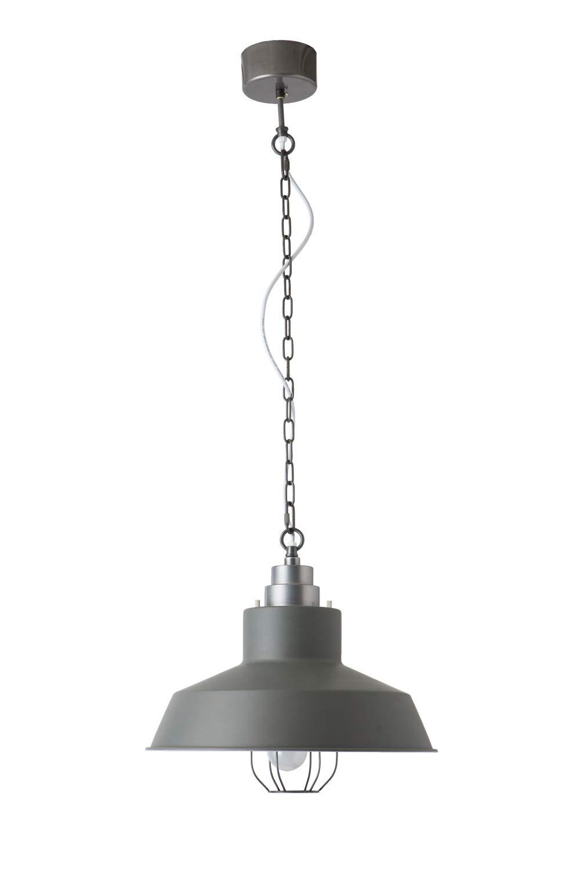ハモサ HERMOSA ペンダントランプ EN-016IV マリブランプ アイボリー  グレー B01BD5VXEW