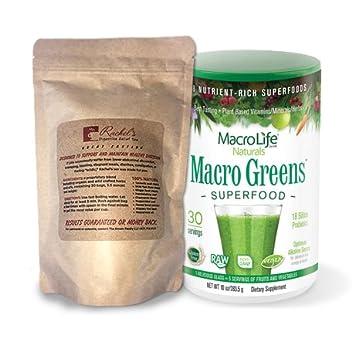 30 bolsas/60 tazas) molestias digestivas bolsas de té ...