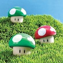 Costumes 173664 Super Mario Bros. Sour Candy Mushroom Tin