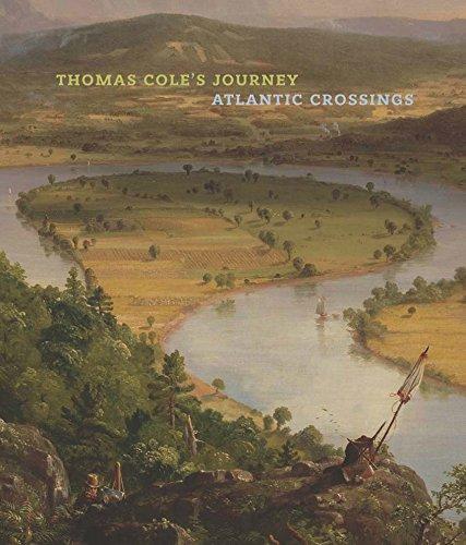 Thomas Cole Hudson River - 8