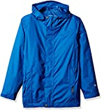 Image of White Sierra Youth Trabagon Rain Shell, Imperial Blue, X-Large