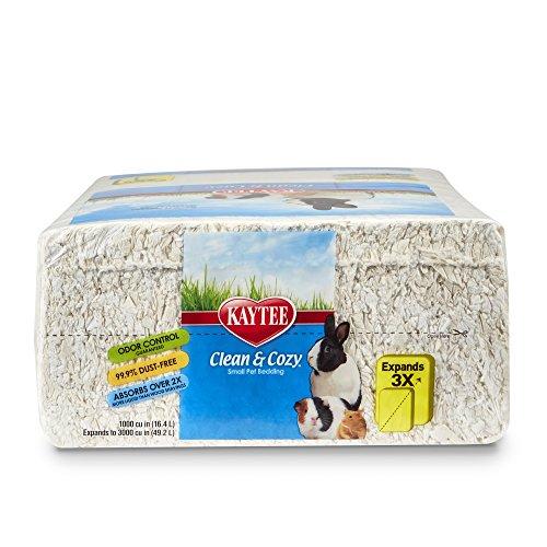 Kaytee-Clean-Cozy-White-Small-Animal-Bedding
