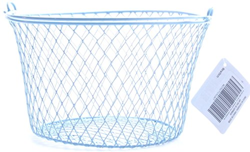 Wire Style Egg Collection Or Gift Basket - Legends Creek Farm - Colors Will Vary