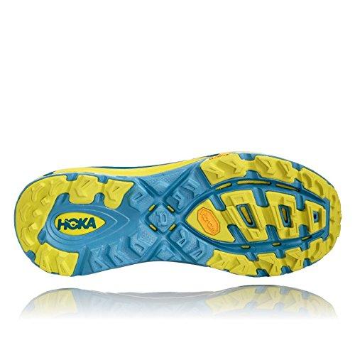 Hoka - Chaussures Trail Mafate Speed 2 Homme Hoka - 46 2/3 - Bleu Marine