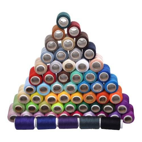 Cosmos Spools Assorted Polyester Sewing