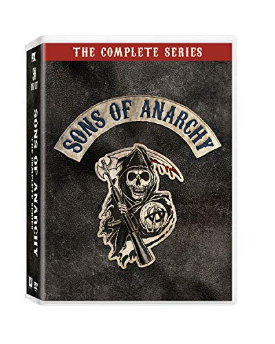 Sons Of Anarchy: The Complete Series