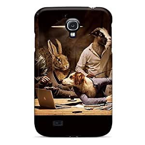 (aMPfzNX528YheCT)durable Protection Case Cover For Galaxy S4(working Real Hard)