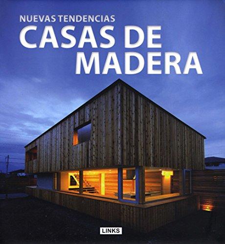 Descargar Libro Casas De Madera - Nuevas Tendencias Aa.vv.