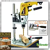 Electric Drill Bench Drill Press Workbench Stand Drilling Machinist Workshop by Skroutz