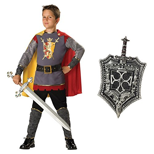 Loyal Knight Child Costume -