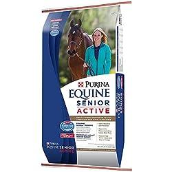 Purina Mills Equine Senior Active 50 lb. Bag