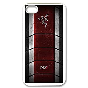 iPhone 4,4S Phone Case Mass Effect 13C04237