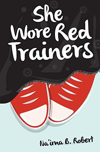 She Wore Red Trainers by Na'ima B. Robert