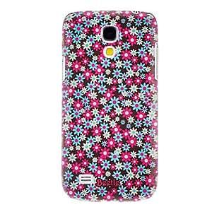 Conseguir Caso duro del patrón floral Rose para Samsung Galaxy S4 Mini I9190