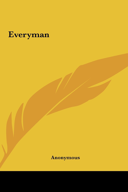 Read Online Everyman pdf epub