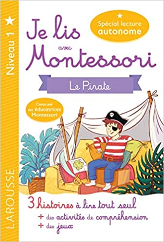 lis avec Montessori