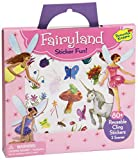 Peaceable Kingdom-Fairyland-Reusable Sticker Tote