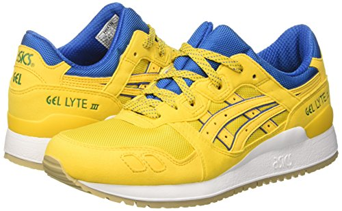 Tai Adultes Pour Gel tai chi Giallo Jaune De lyte Gymnastique Chaussures Asics Jaune chi Iii xnqY701wR