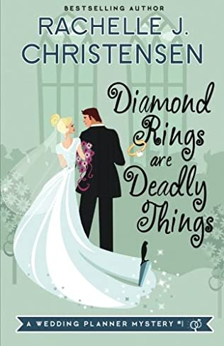 book cover of Diamond Rings Are Deadly Things