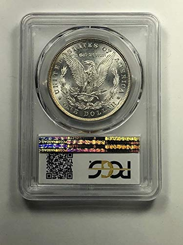 (1878 P Morgan Dollar 8TF $1 MS 63 PCGS)