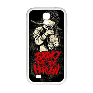 Lucky Bring Me The Horizon Fashion Comstom Plastic case cover For Samsung Galaxy S4