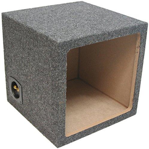 """ASC Single 12"""" Subwoofer Kicker Square L3 L5 L7 Sealed Sub Box Speaker Enclosure"""