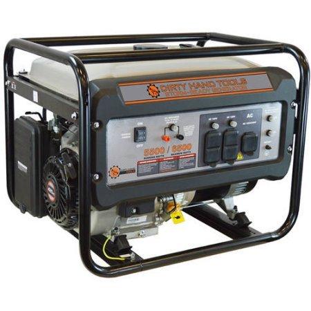 DHT 6500W Gas Powered Generator - 20 Kw Steam Generator