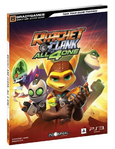 Ratchet & Clank: All 4 One Signature Series Guide (Signature Series Guides)