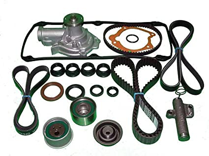 Amazon Timing Belt Kit Mitsubishi Galant 24l 1999 2000 2001. Timing Belt Kit Mitsubishi Galant 24l 1999 2000 2001 2002 2003. Mitsubishi. Timing Belt Diagram 2001 Mitsubishi Spyder At Scoala.co