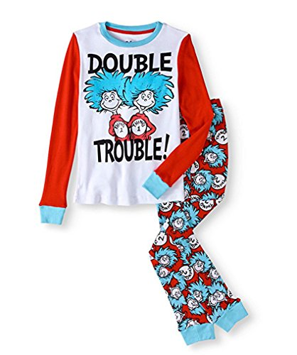Boys Dr. Seuss Thing 1 & Thing 2
