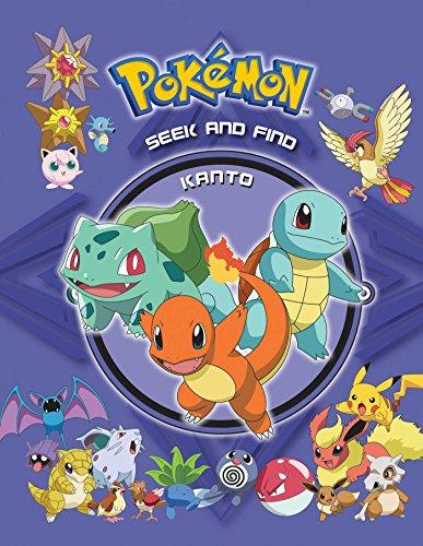 Pokémon Seek and Find - Kanto (Pokemon)