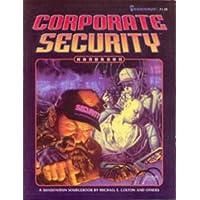 Corporate Security Handbook (Shadowrun, Band 7118)