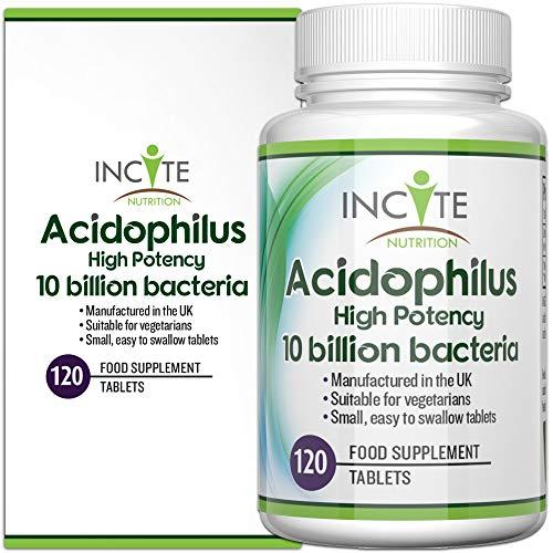 Incite Nutrition Probiotics 10 Billion CFU Review