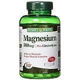 Nature's Bounty Magnesium Plus Electrolytes, 150 Count